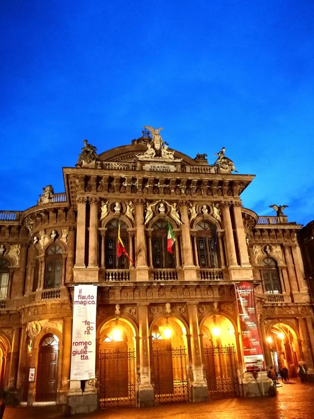 Catania, Teatro Massimo Bellini.