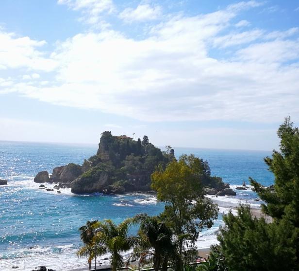 Isola Bella, Taormina.