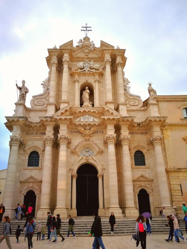 Duomo di Siracusa.