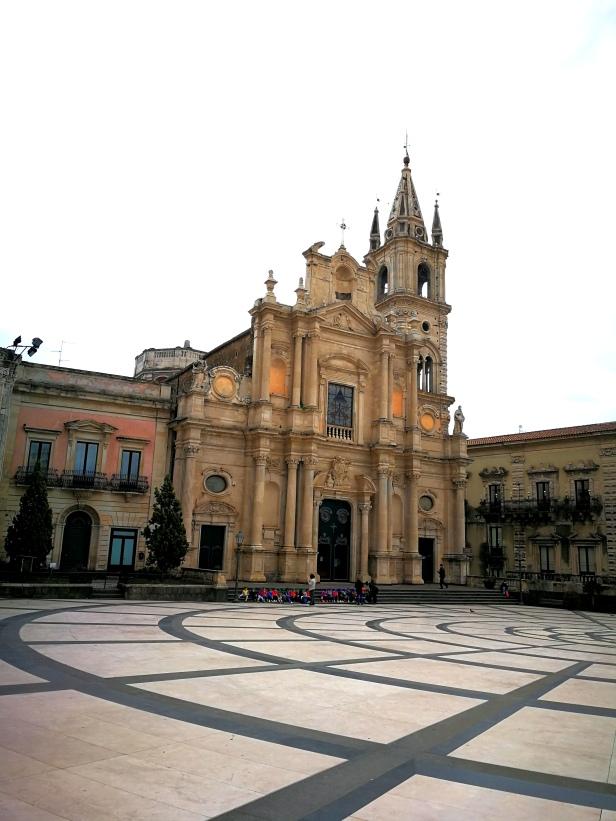 Duomo di Aci Reale.