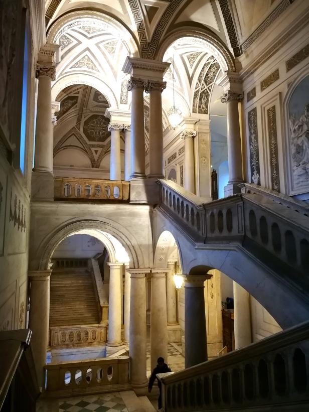 Monastero dei Benedettini di Catania.