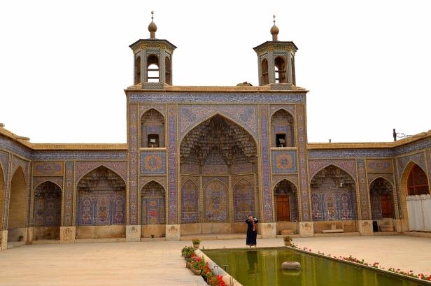 Shiraz, Moschea di Nasir ol Molk.