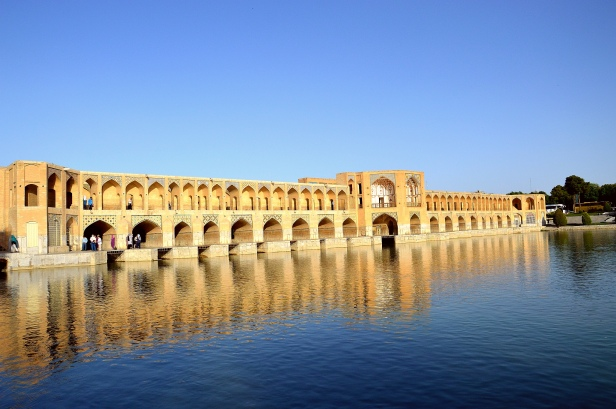 Esfahan, Ponte Khaju.