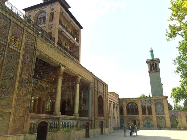 Teheran, Palazzo Golestan.
