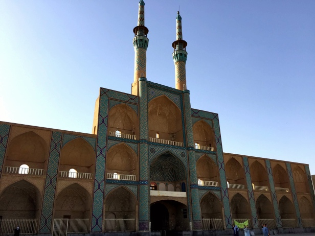 Yazd, Complesso Amir Chakhmaq.