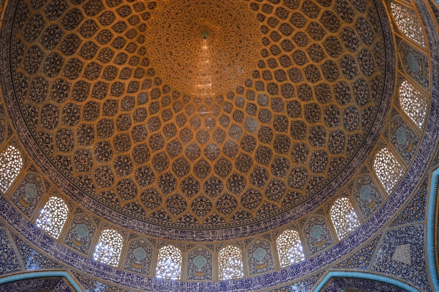 Esfahan, Moschea Sheikh Lotfallah.