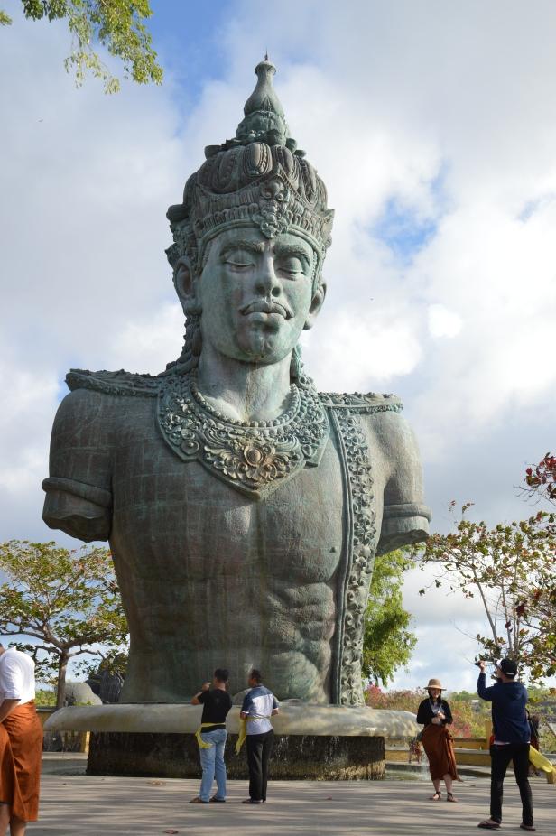 Maṇḍala Garuda Wisnu Kencana.