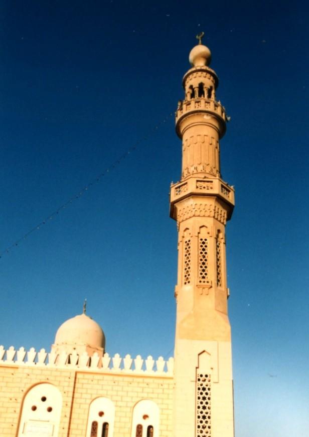 Minareto di di El Quseir.