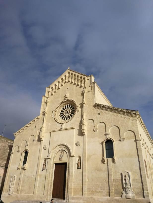 Duomo di Matera.