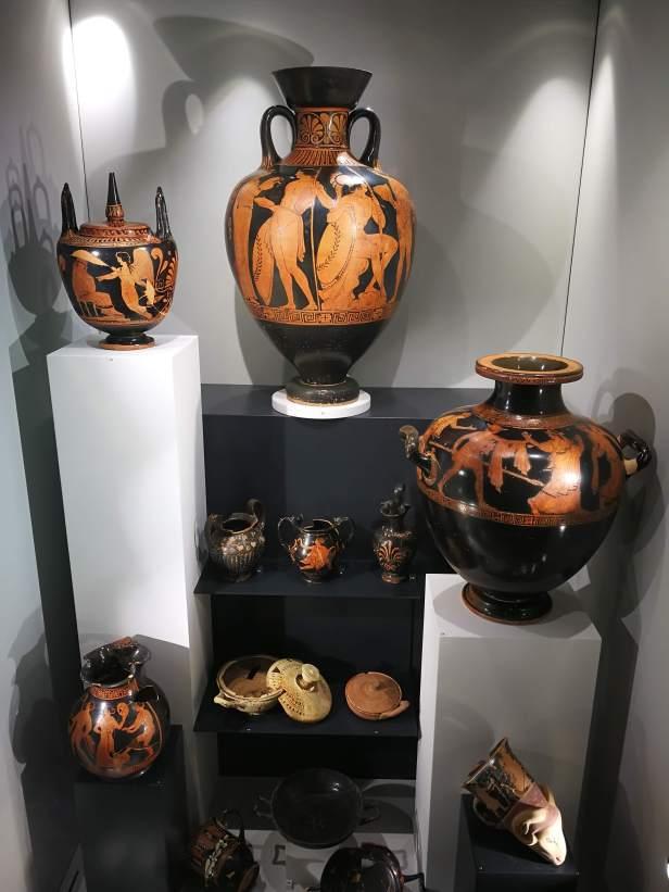 MarTa, museo archeologico Taranto.