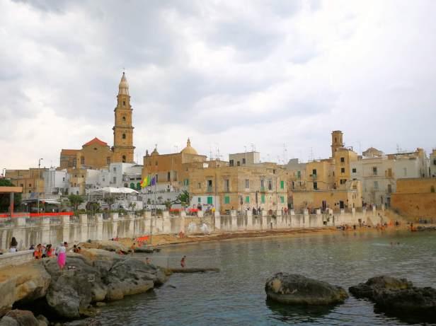 Monopoli, Bari.