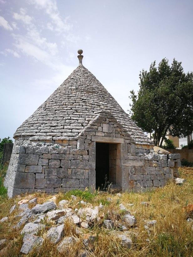 Il trullo, simbolo della Valle d'Itria.