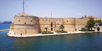 Castello Aragonese, Taranto.