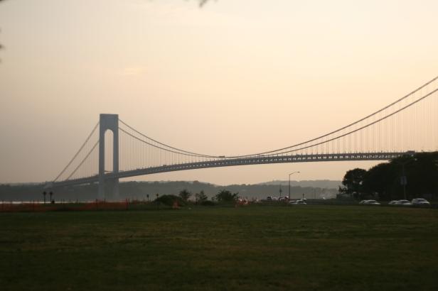 2007 Il ponte di Verrazzano.
