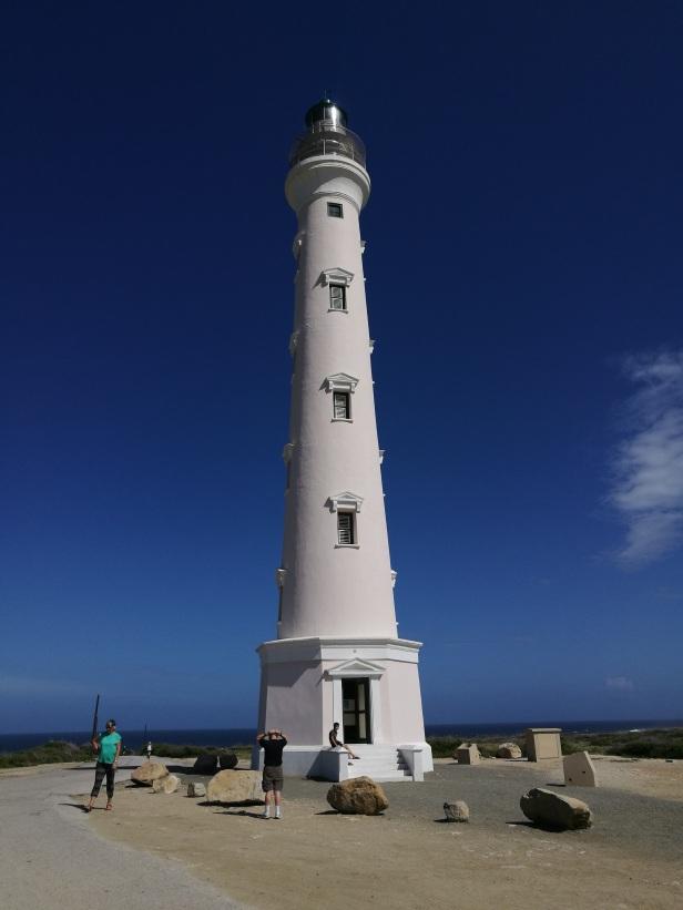 Il Faro di Aruba.
