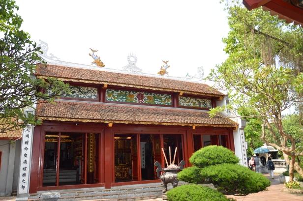 Tempio della Montagna di giada, Hanoi.