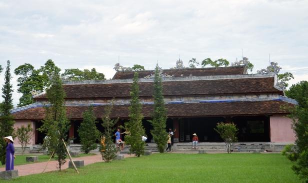 Thien Mu Pagoda, Hué.