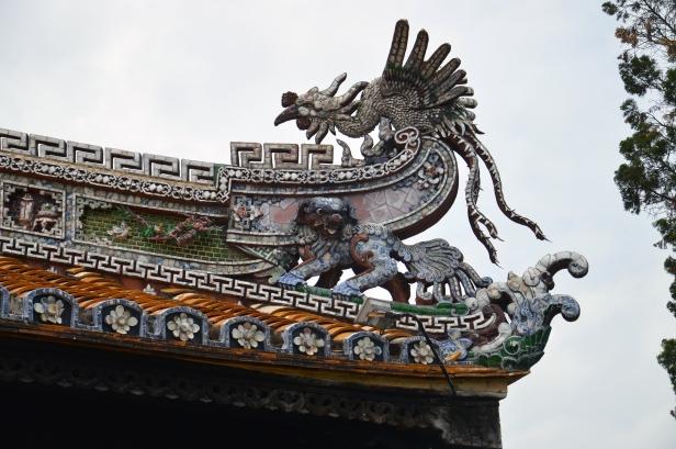 Cittadella imperiale, Hué.