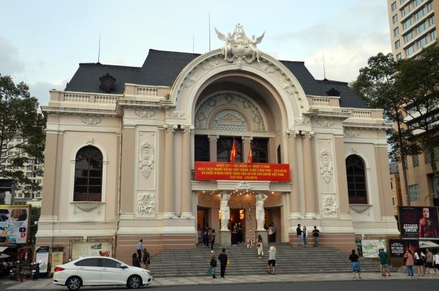 Teatro dell'Opera, Ho Chi Minh City (Saigon).