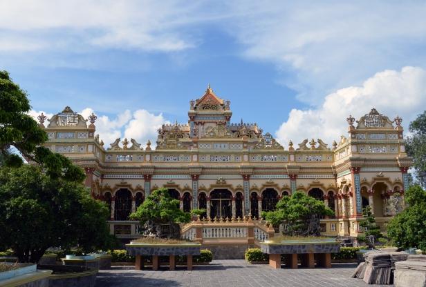 Tempio di Buu Lam, Ho Chi Minh.