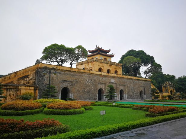 Cittadella imperiale di Thang Long, Hanoi.