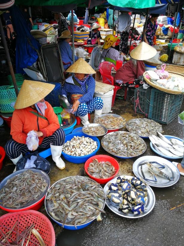 Mercato Dong Ba, Hué.