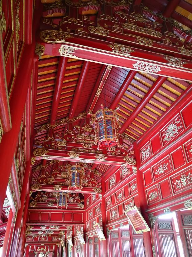 Cittadella Imperiale di Hué.
