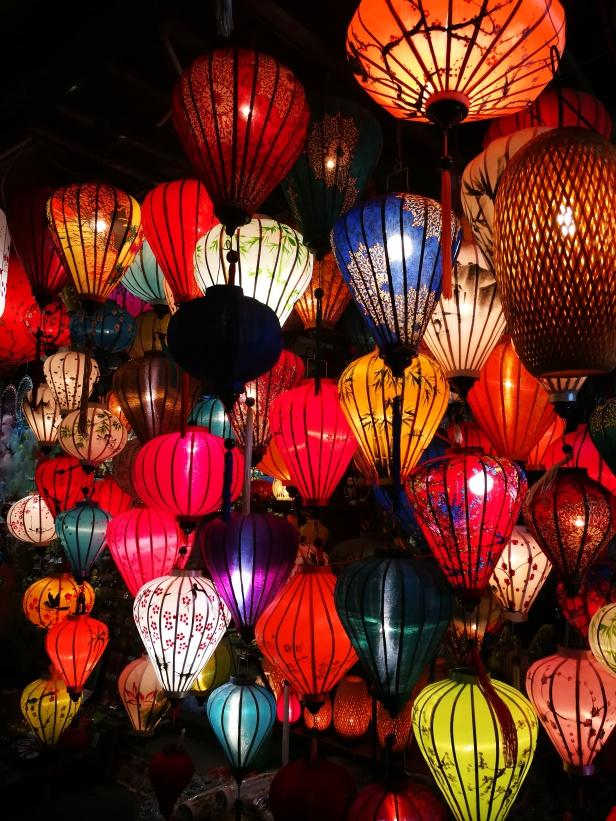 Hoi An, la città delle lanterne.