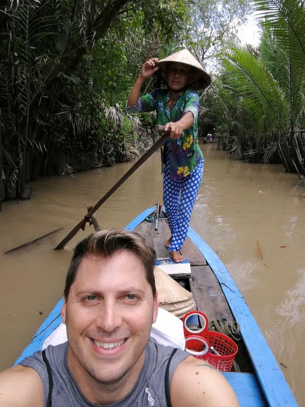Delta Mekong, Ho Chi Minh City.