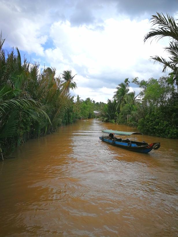 Delta Mekong.