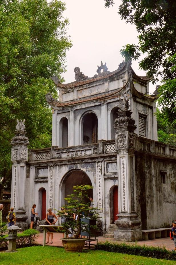 Tempio della letteratura (Van Miu).