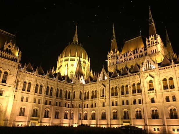 Palazzo del Parlamento.