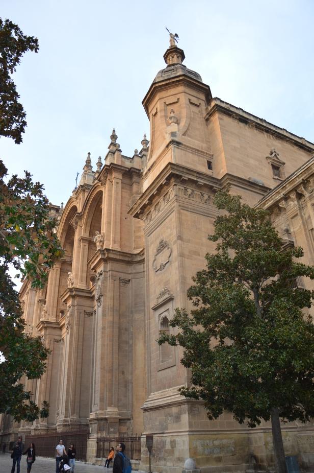 Cattedrale di Granada.