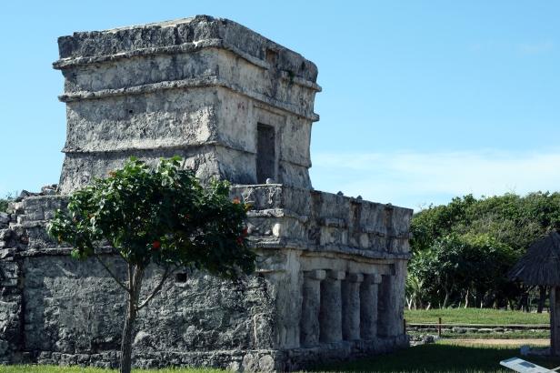 Sito archeologico di Tulum.