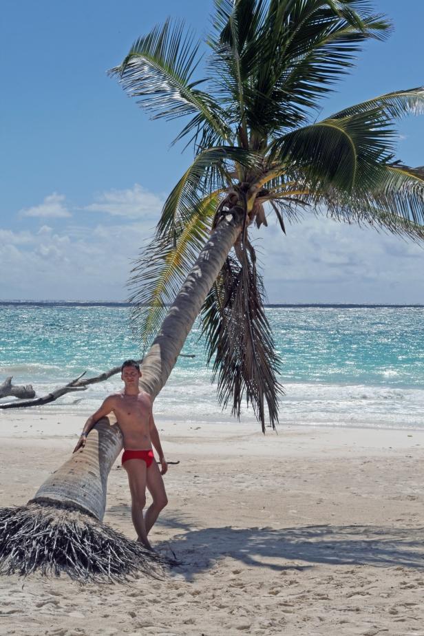 Playa Paraiso.