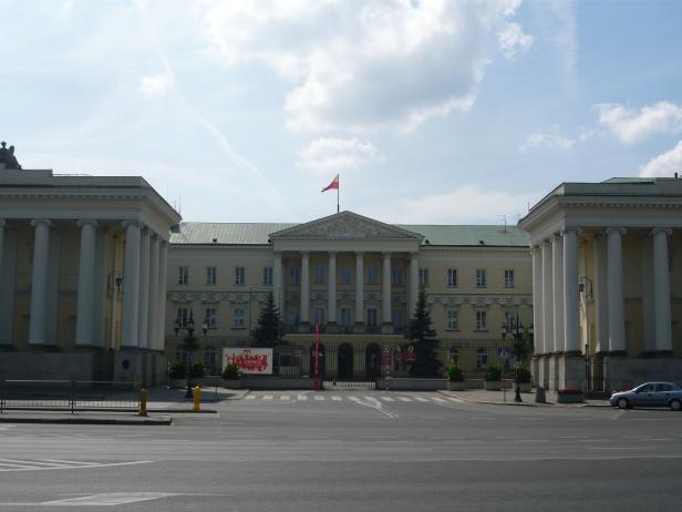 Municipio di Varsavia.
