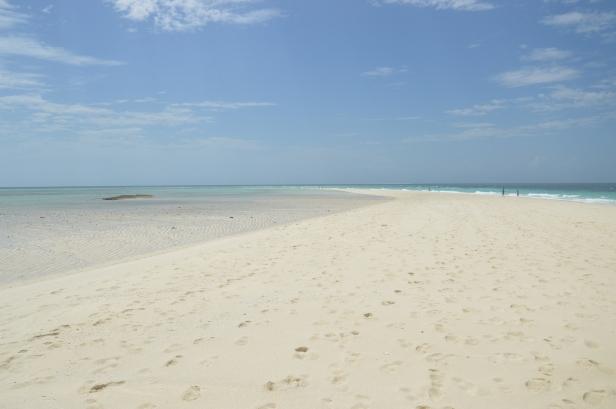 Spiaggia di Nakupenda.
