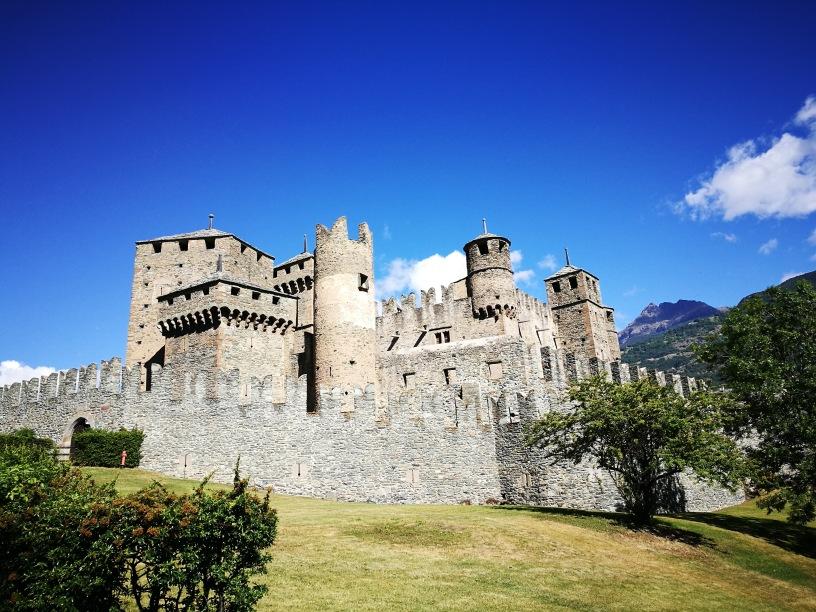 Castello di Fénis.