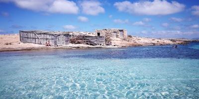Spiaggia di Ses Illetes, Formentera.