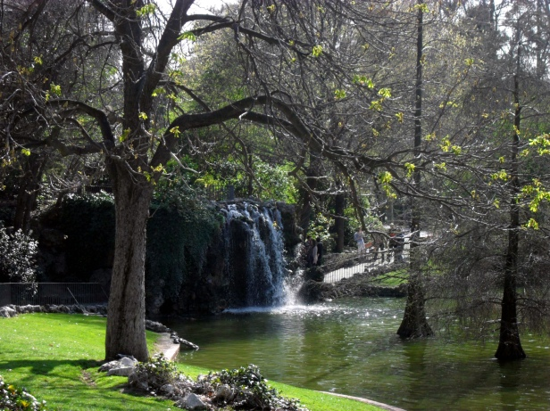 Parco del Retiro.