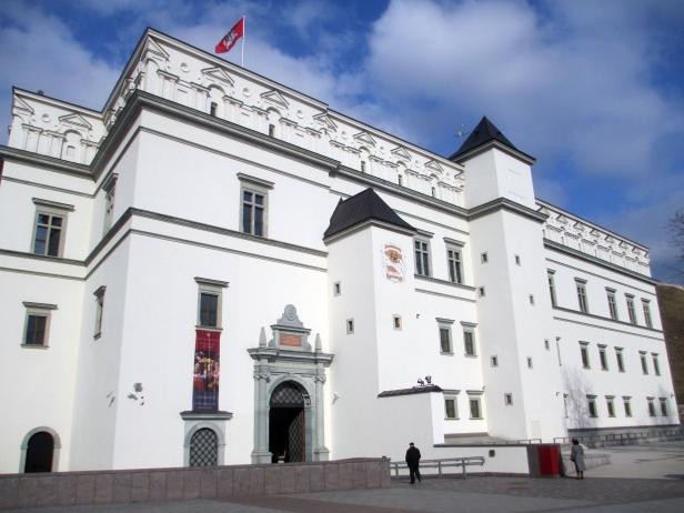 Castello Inferiore, Vilnius.