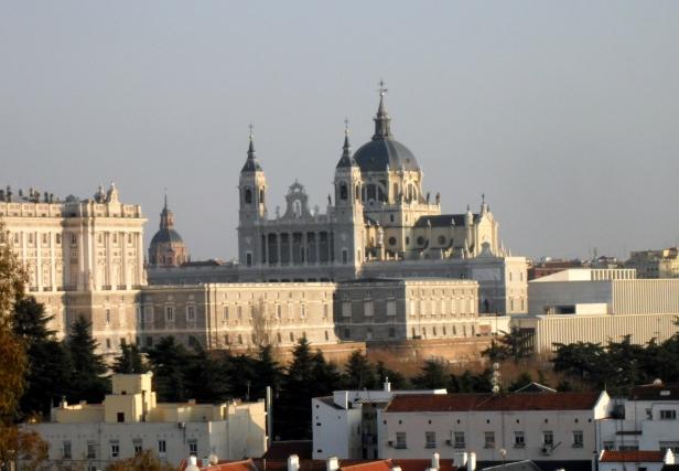 Cattedrale dell'Almudena.