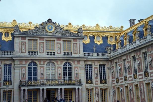 Reggia di Versailles.