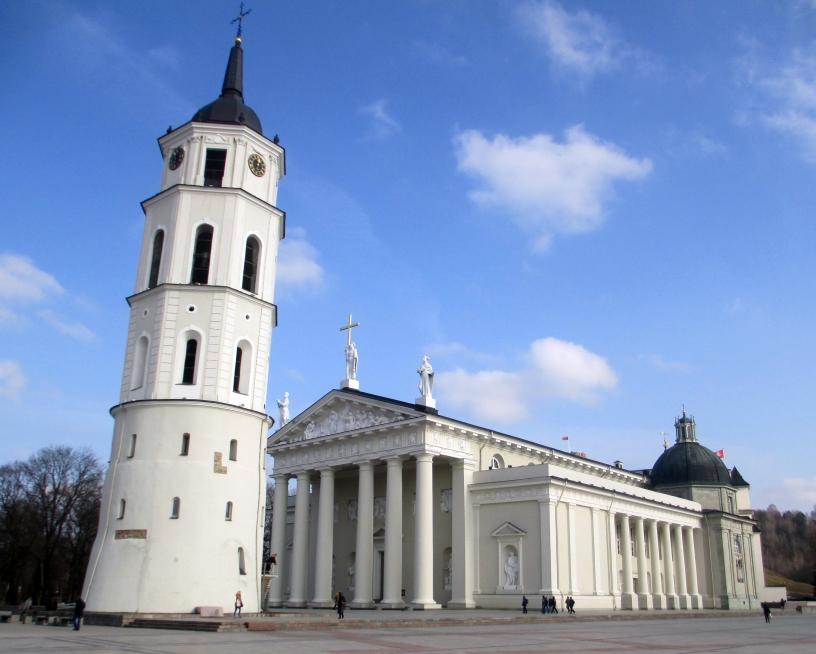 Cattedrale dei Santi Stanislao e Ladislao, Vilnius.