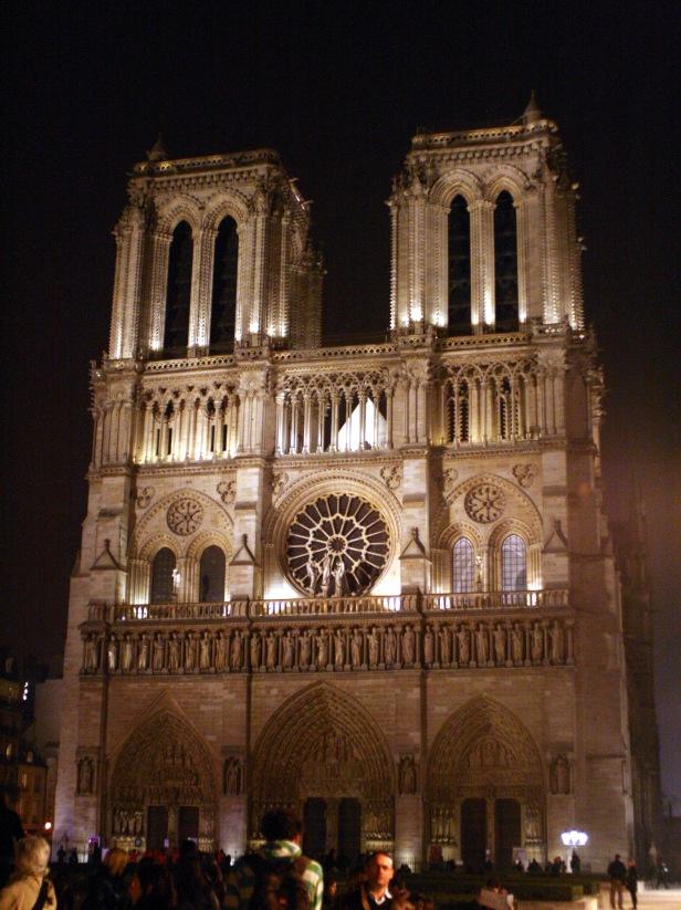 Cattedrale di Notre-Dame.