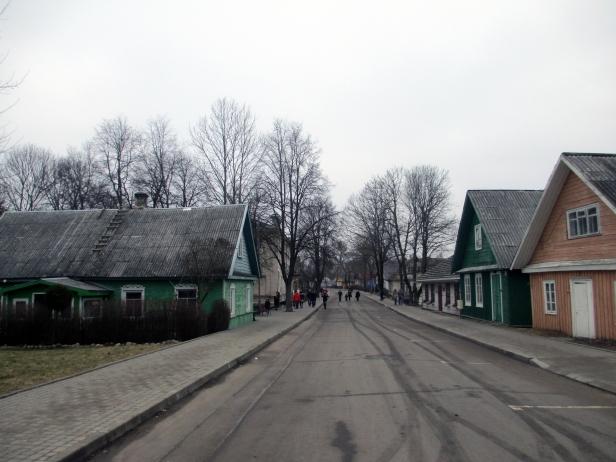 Cittadina di Trakai.