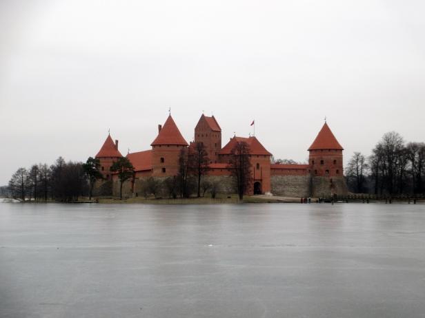 Castello di Trakai.