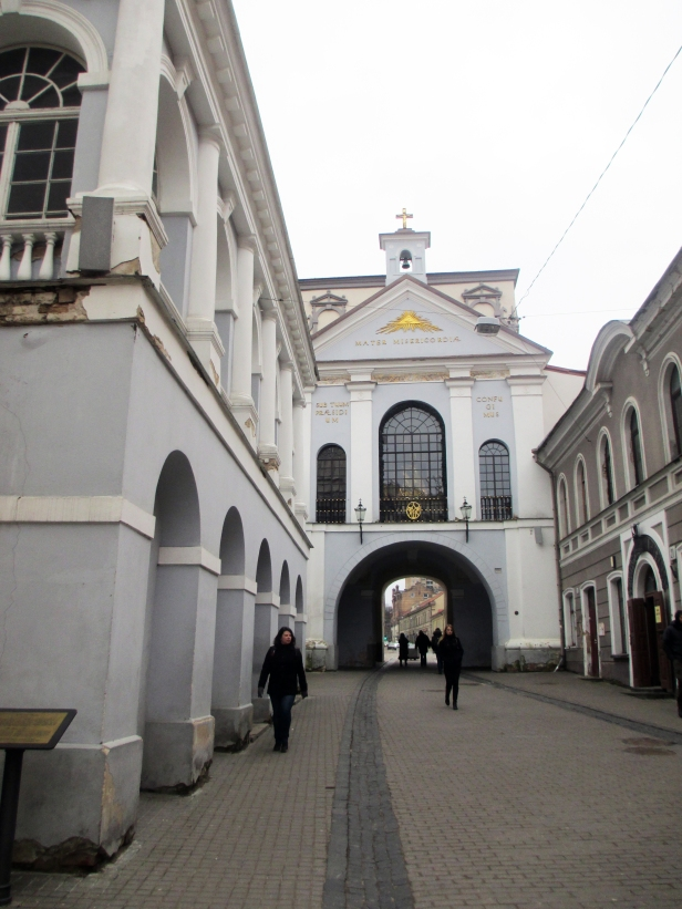 Porta dell'Aurora, Vilnius.
