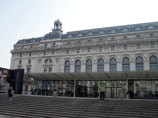 Il Museo D'Orsay, 2011.