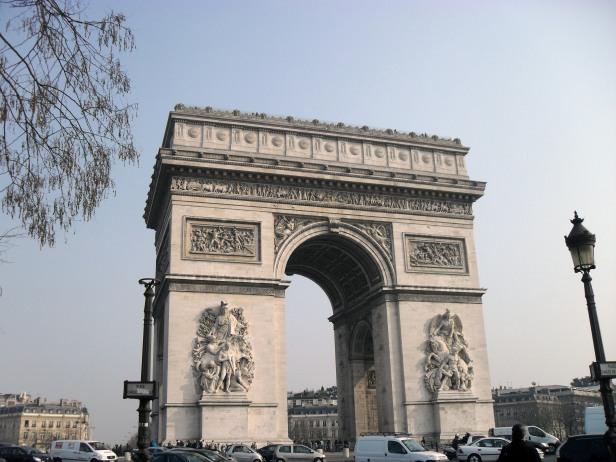 Arco di Trionfo.